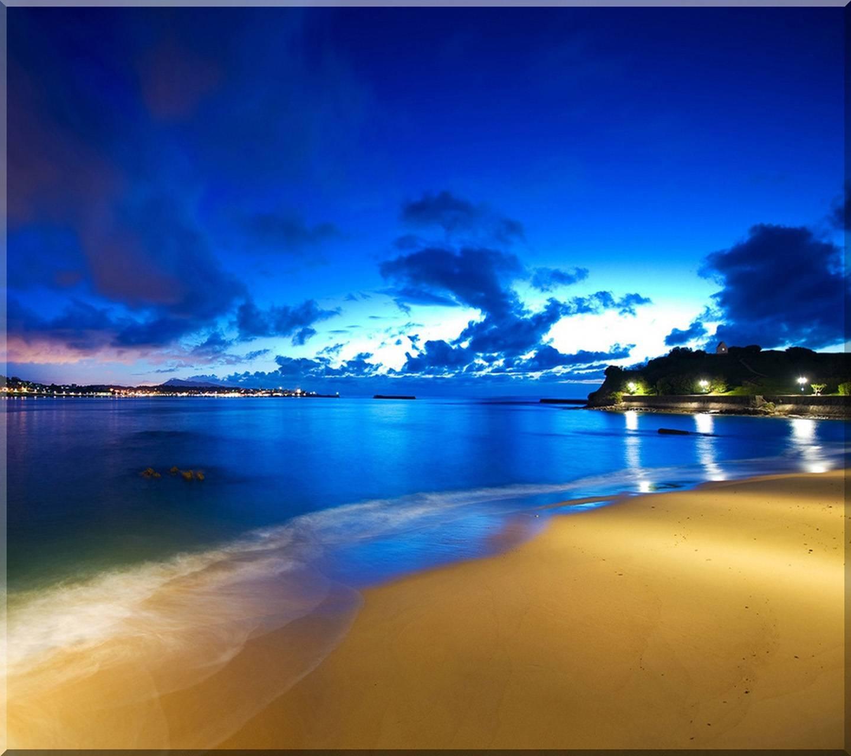3d Beach Aura Wallpaper By Mr_Eddi