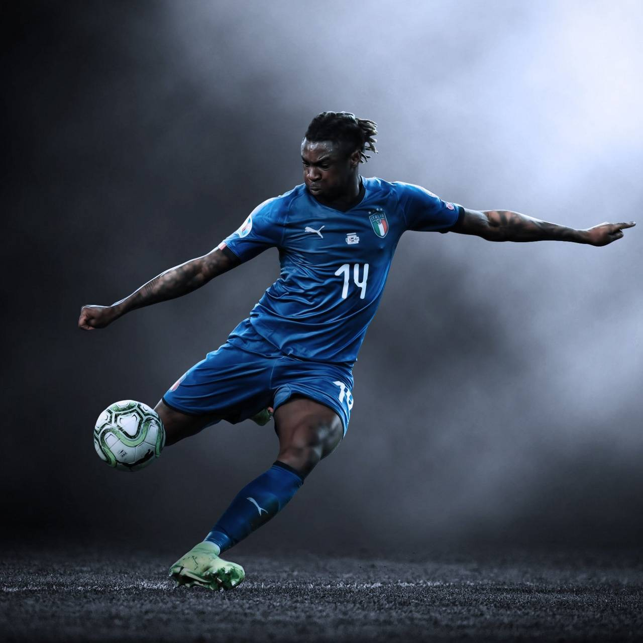 Moise Kean Wallpaper By Elnaztajaddod 35 Free On Zedge
