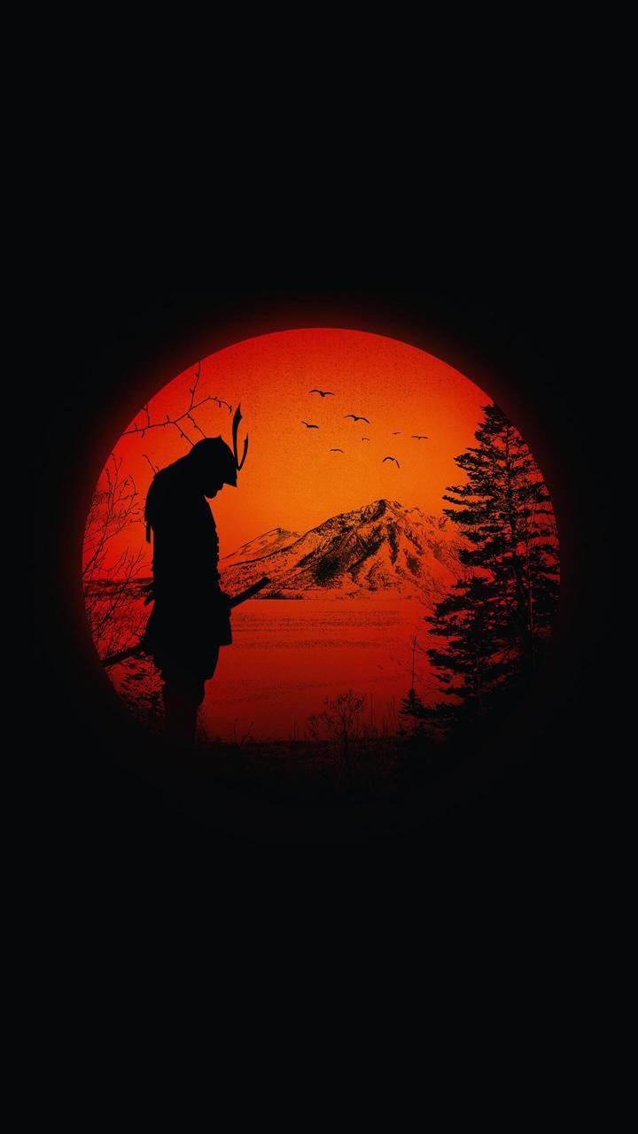 Black Samurai Sun