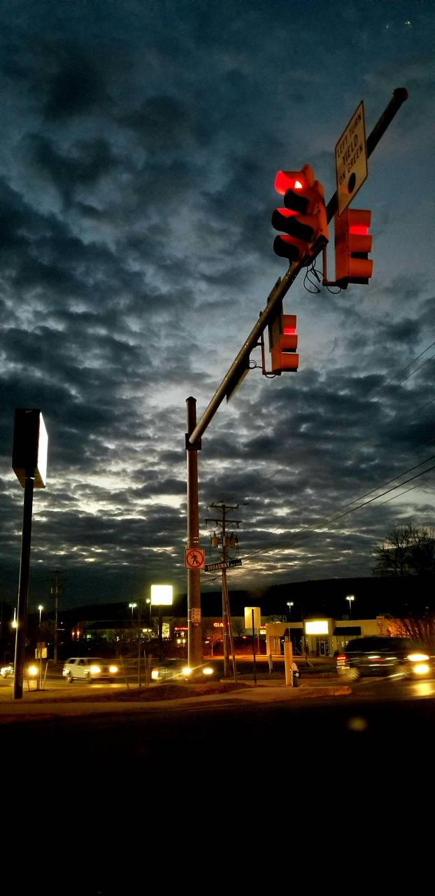 Clouds and Lights