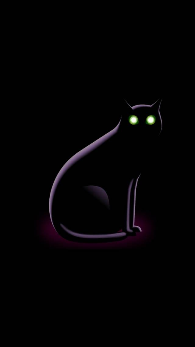 Small Black Cat Wallpaper By Classy 2f Free On Zedge