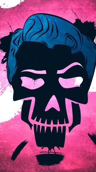 Skull de Neon