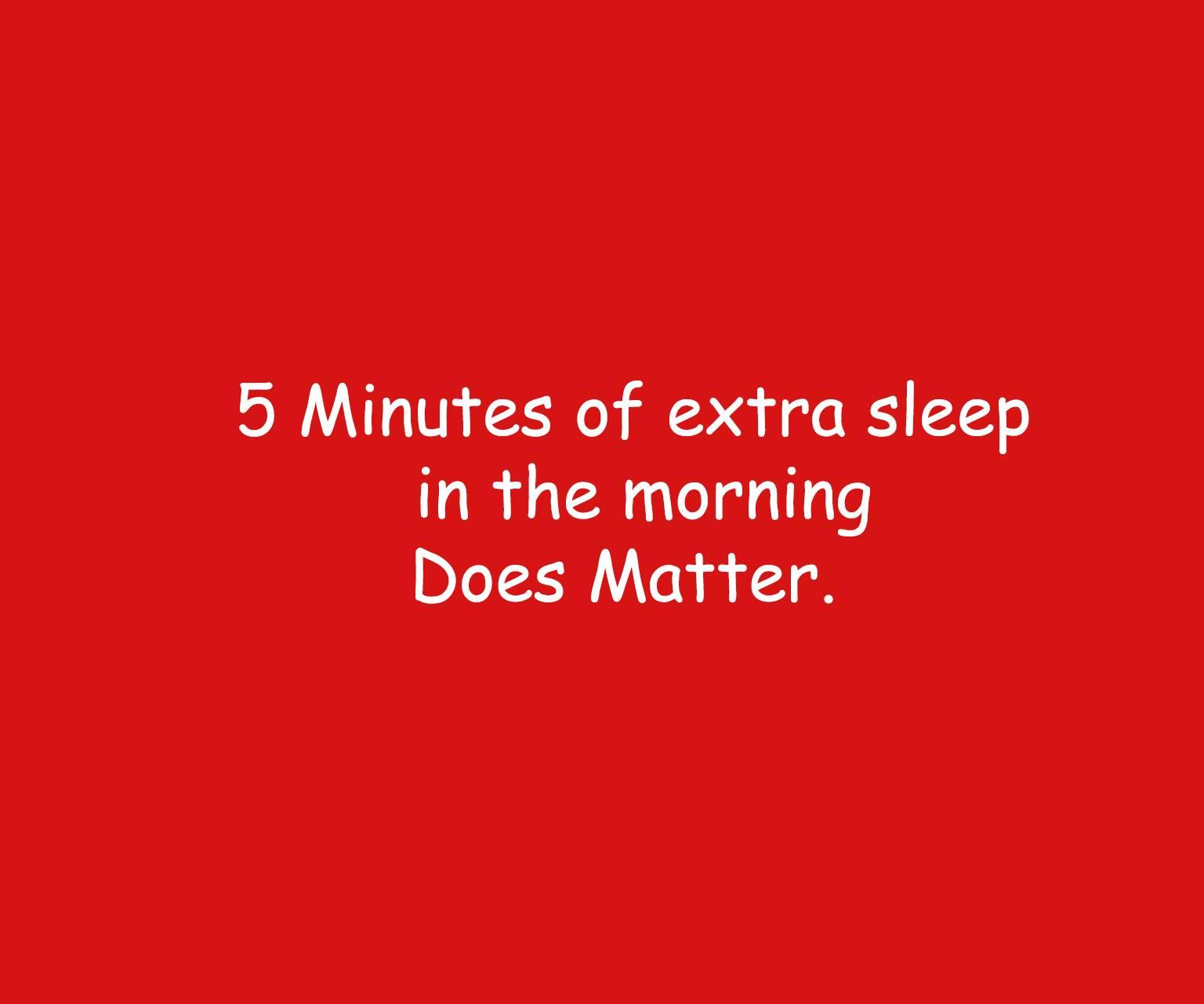 5minutes Extra