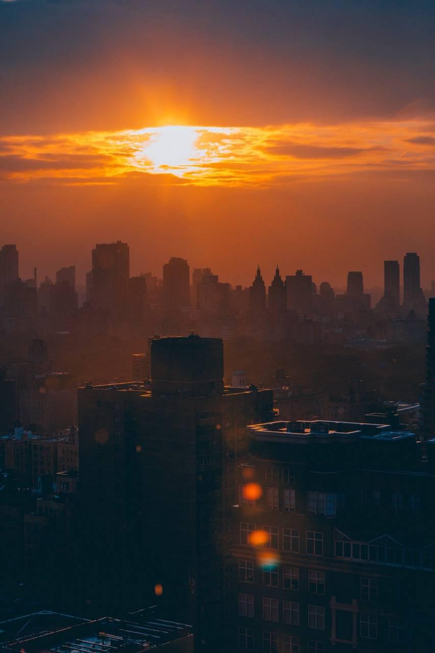 NewYork Sunrise