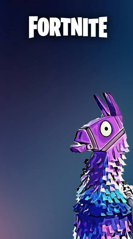 Fortnite llama ringtones and wallpapers free by zedge - Fortnite llama background ...