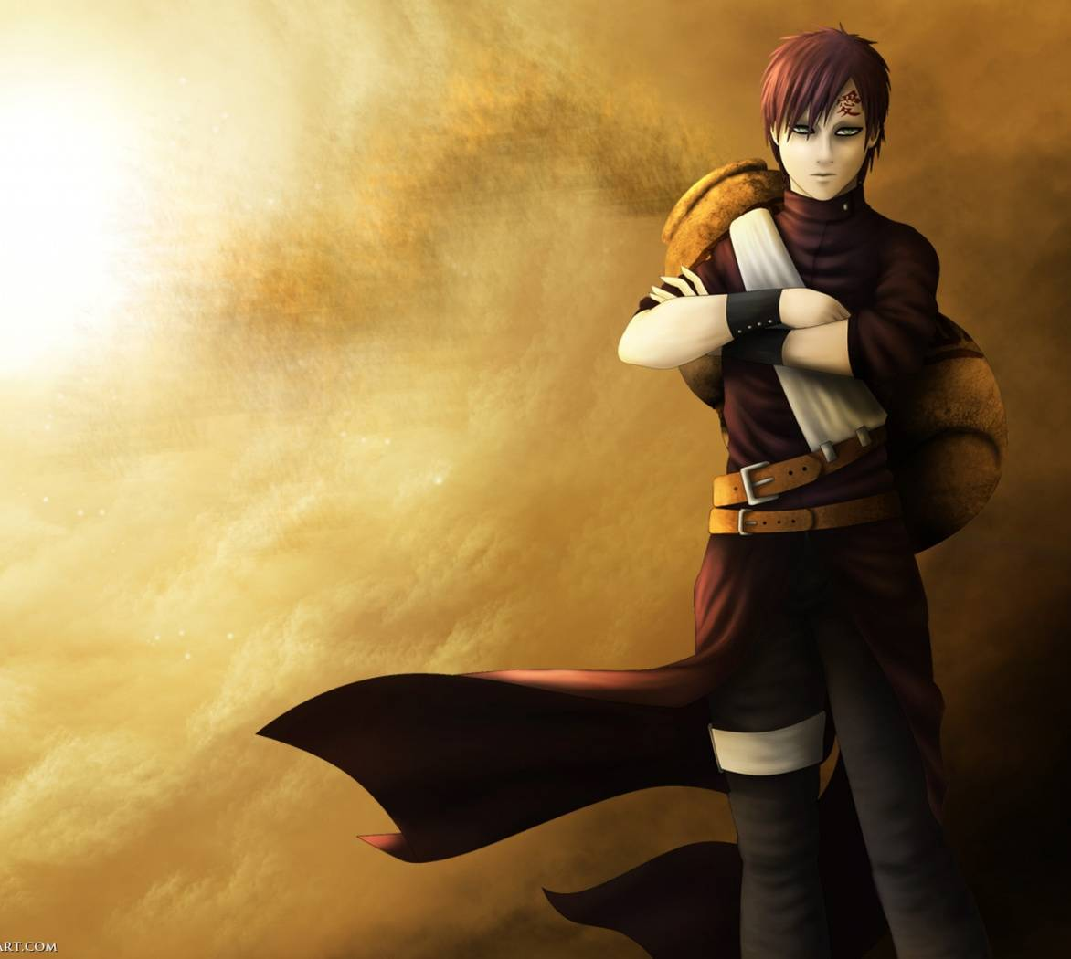Gaara Of The Sand Wallpaper By Cynicpsycho E4 Free On Zedge
