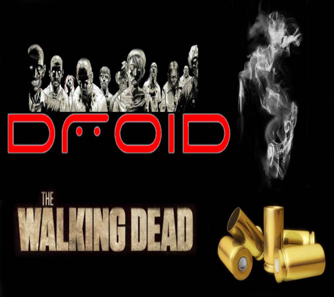 The Walking Droid