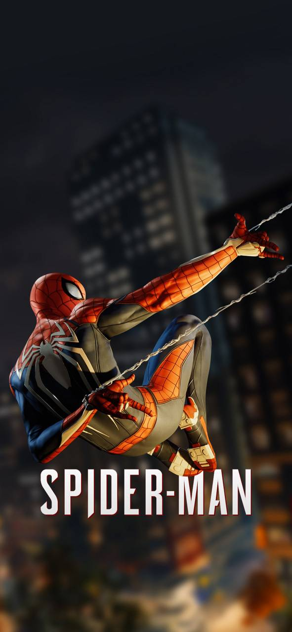 Spiderman PS4