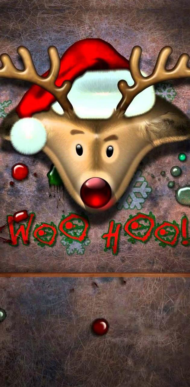Delighted Reindeer