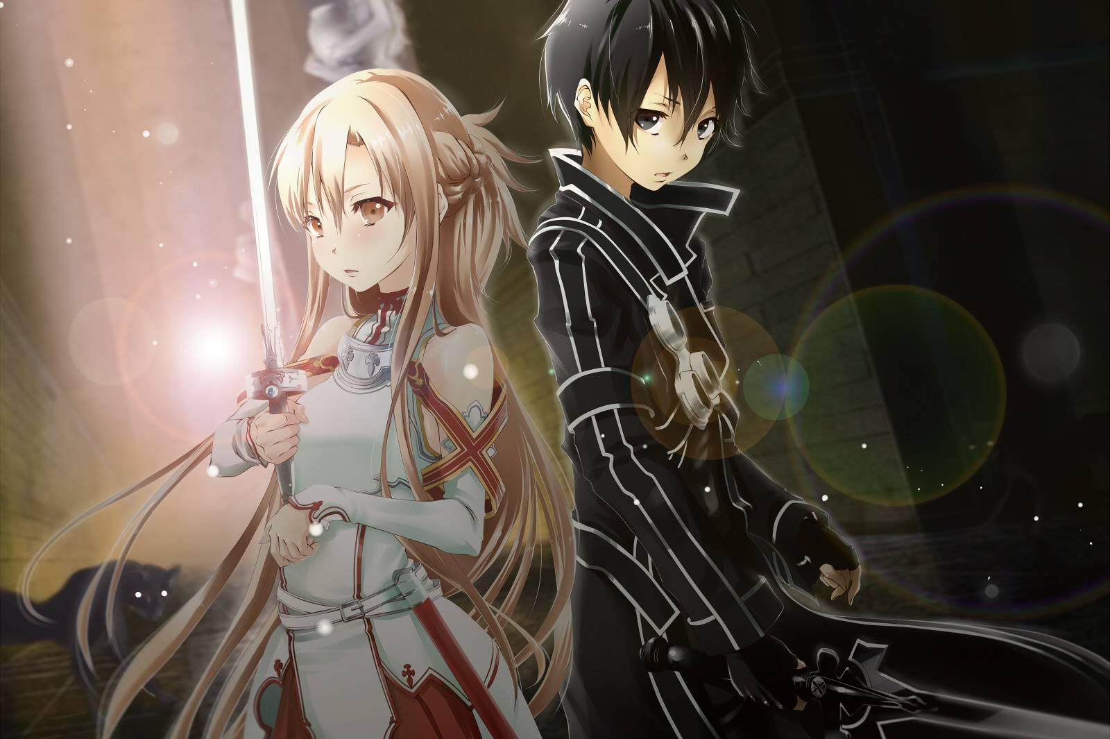 Sword Art Online Pog