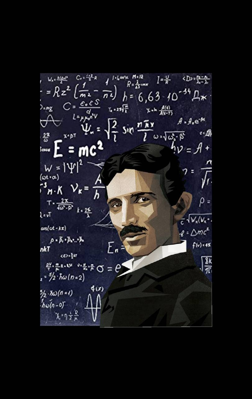 Nikola Tesla Wallpaper By Enriquegl5 E8 Free On Zedge