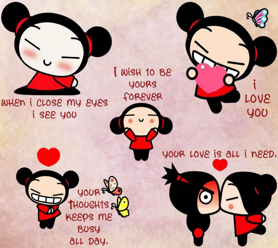 Pucca In Love