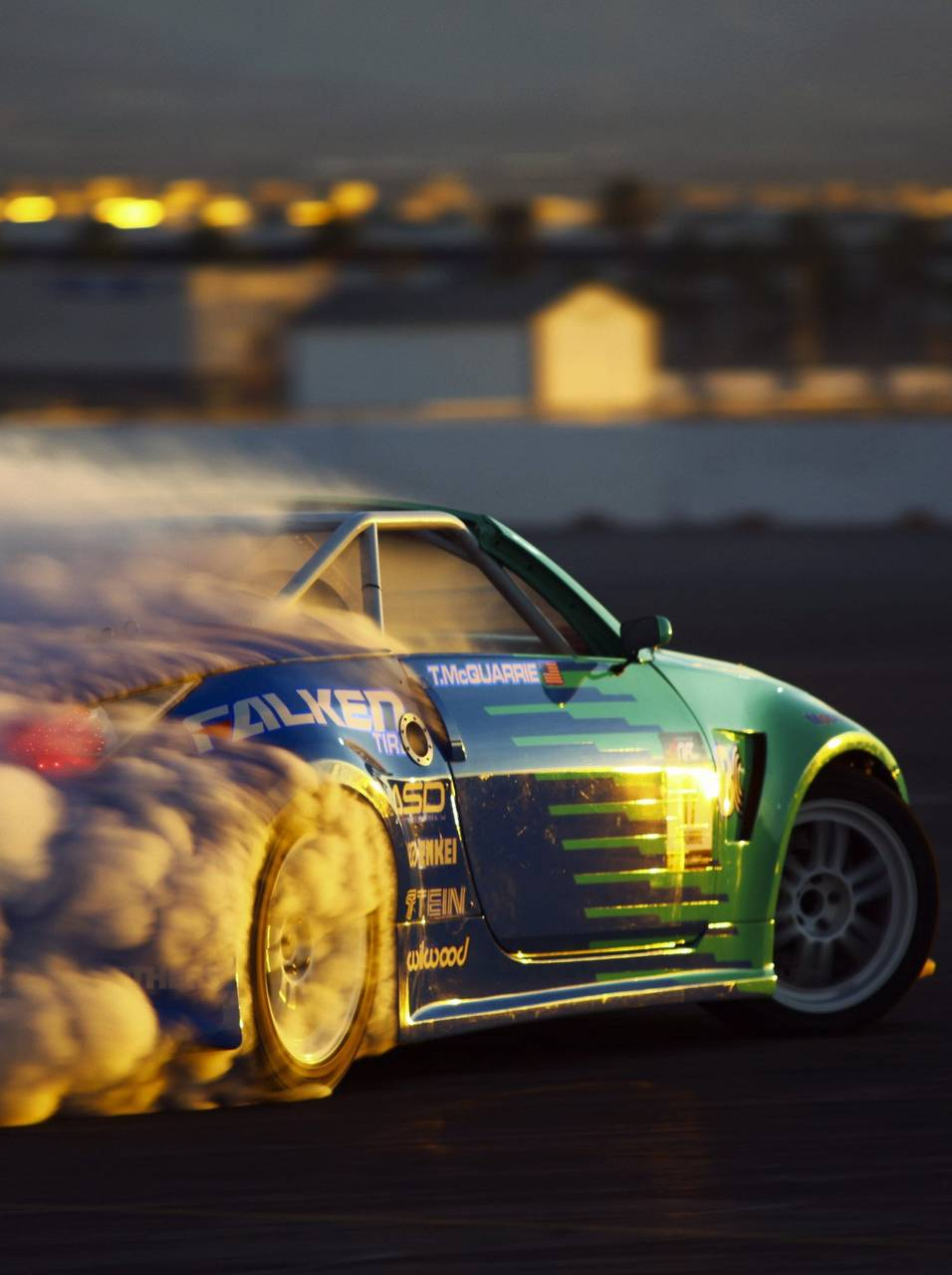 Drifting Car