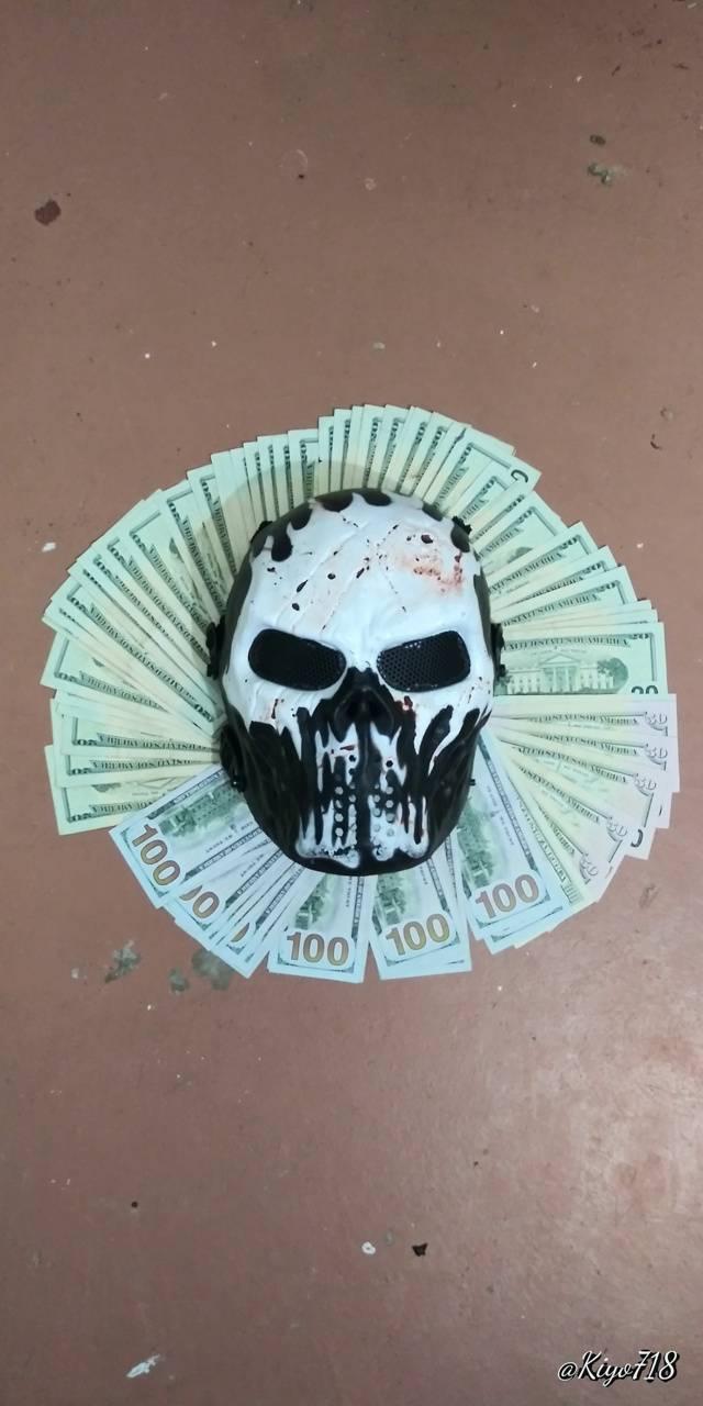 Kiyo Mask Money