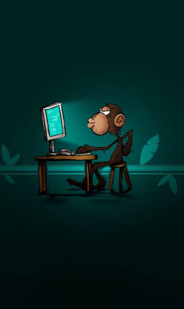 Internet Monkey