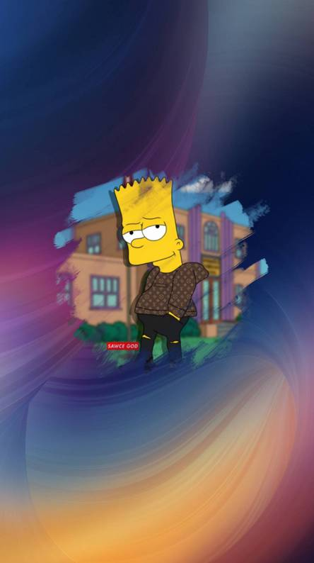 Bart Simpson edit