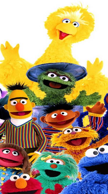 Sesame Street Wallpapers Free By Zedge