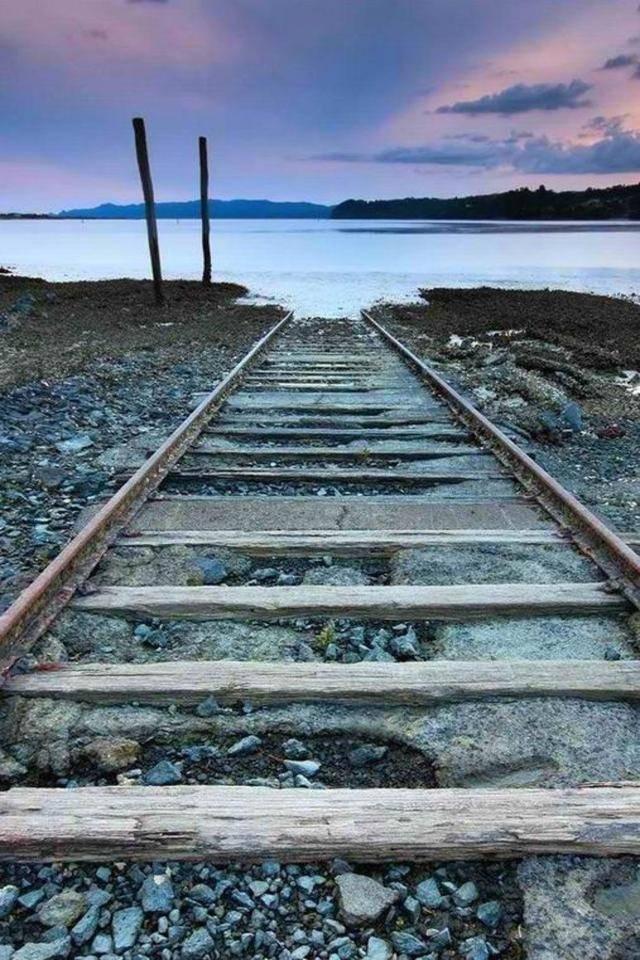 Wood Railway Cross