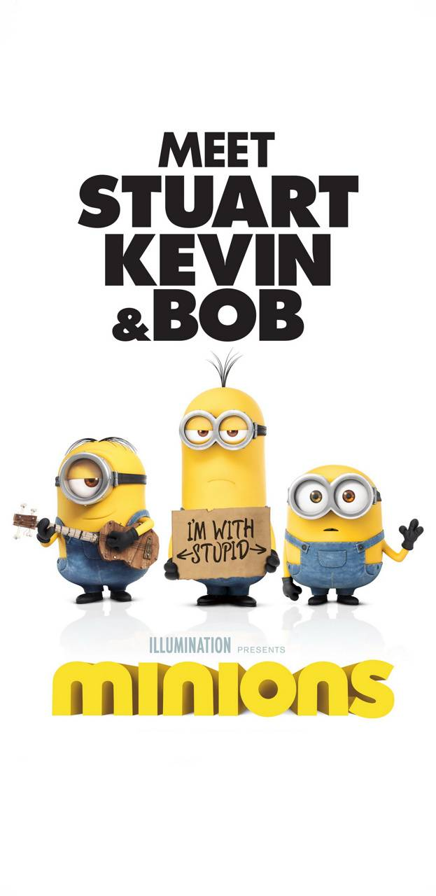 Minions with stupid