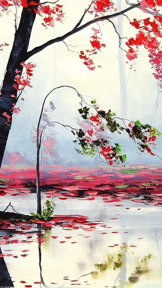 Art autumn