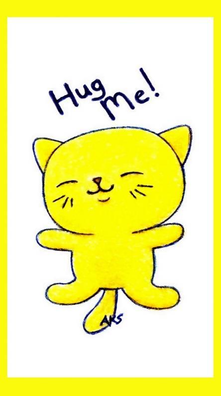 Hug Me Kitty