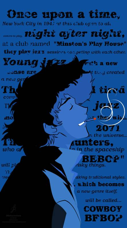 Cowboy Bebop Ringtones And Wallpapers Free By Zedge