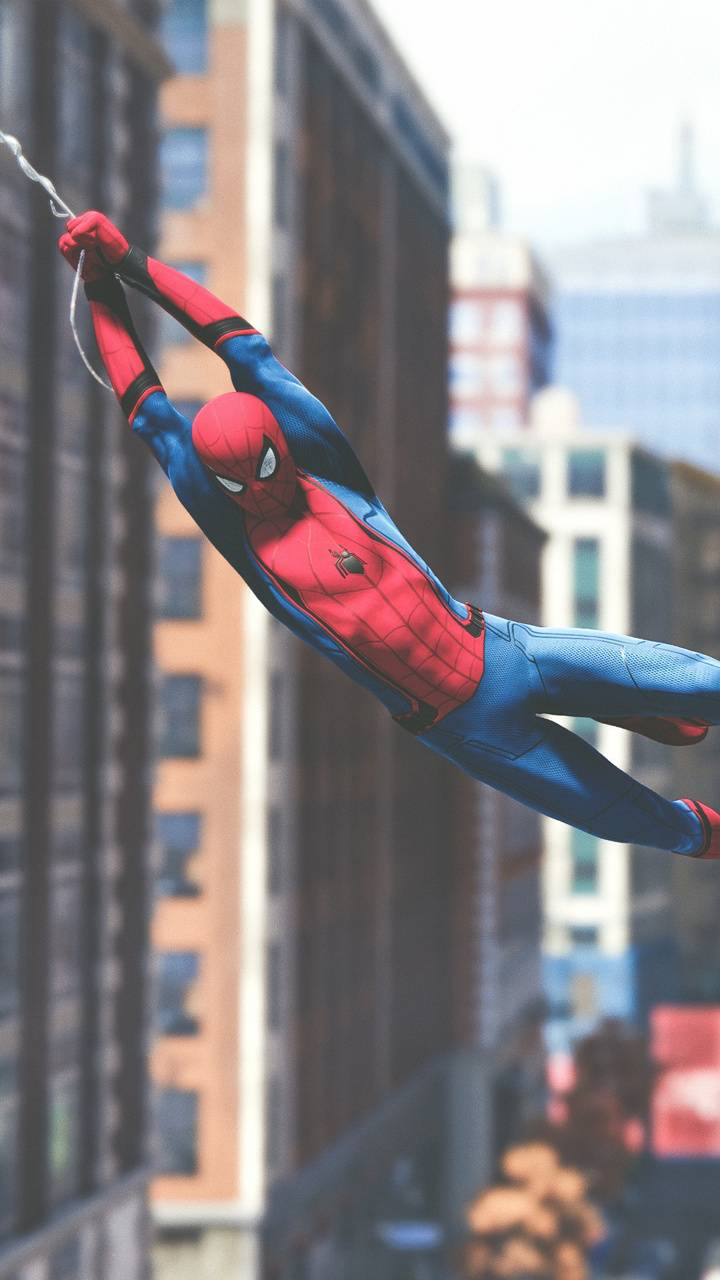 Spider-Man PS4 4K