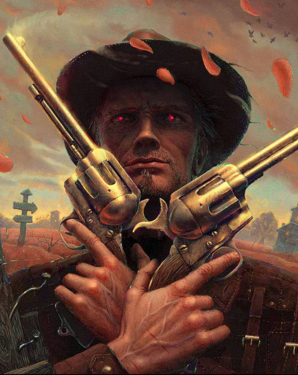 The Gunslinger Wallpaper By Iscreaminc Bb Free On Zedge