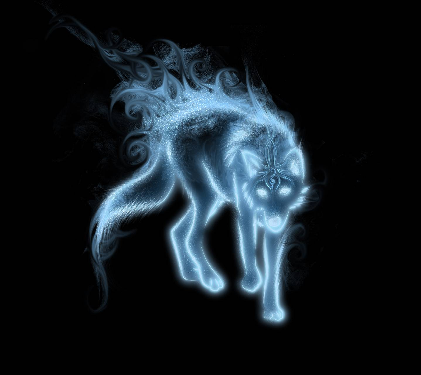 Wolf Flaming