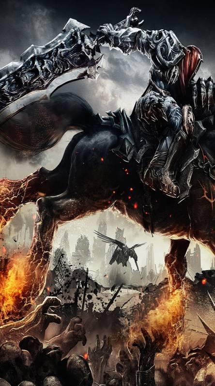Darksiders war Wallpapers - Free by ZEDGE™