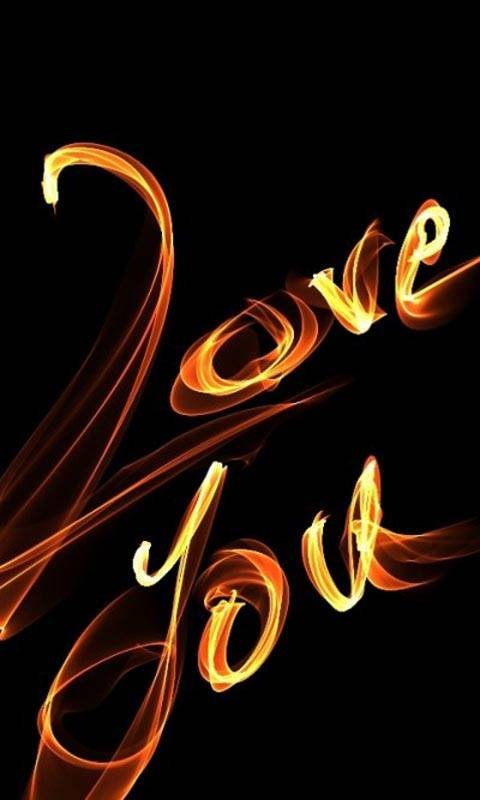 flame love you