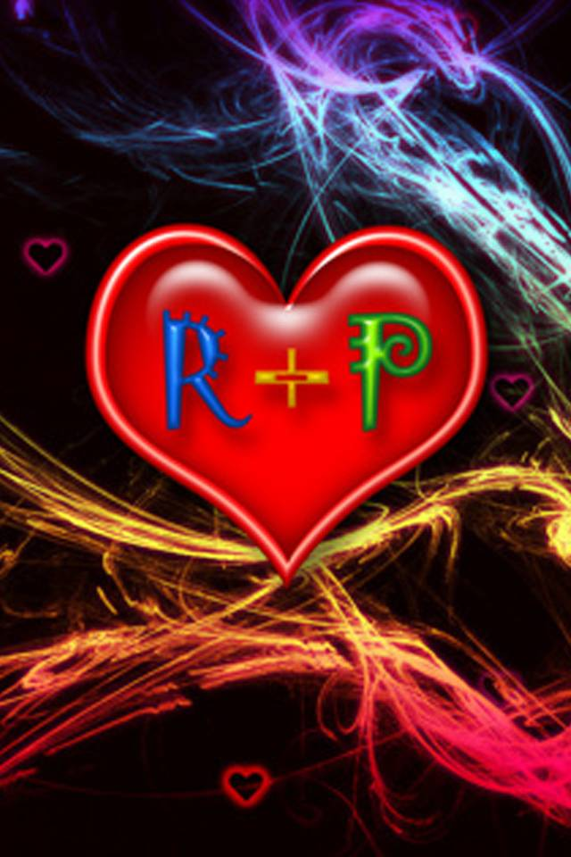 R Loves P Wallpaper By Redxranger 6d Free On Zedge