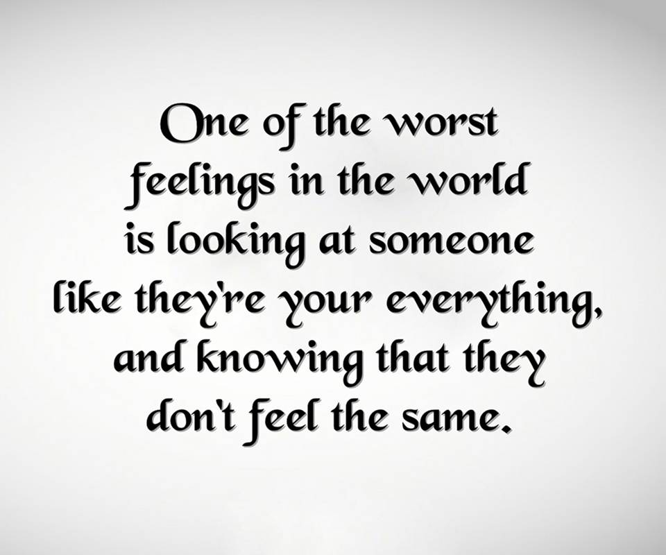Worst Feelings