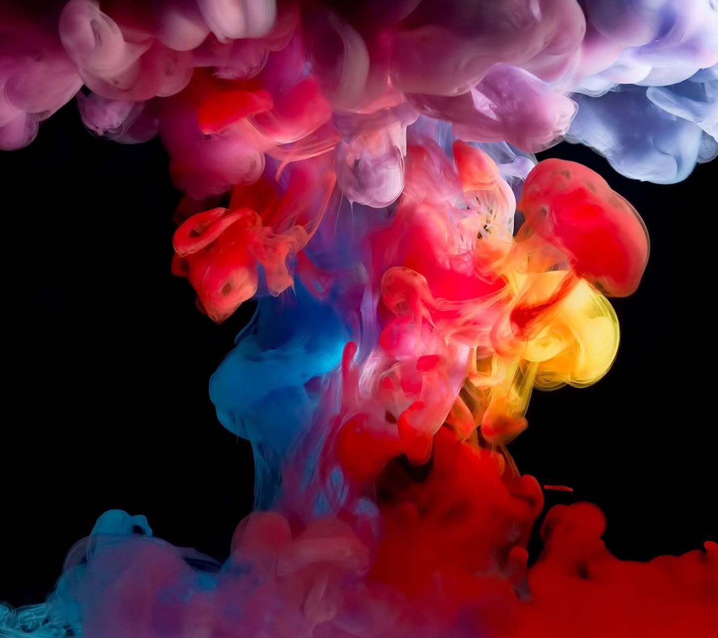 Smoke Colourful