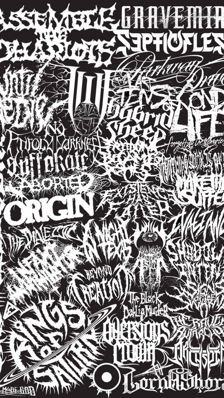 Metal Logos
