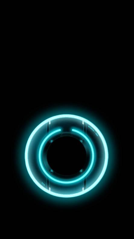 Tron Disc LightBlue