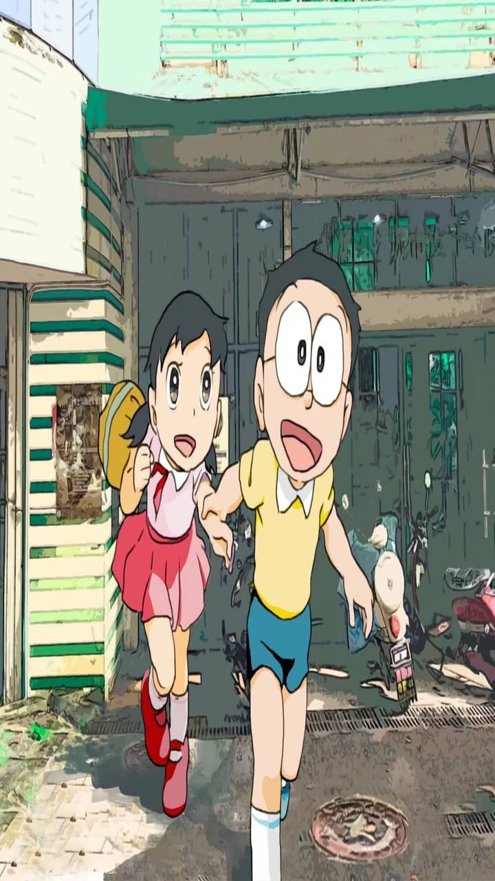 Doraemon wallpaper by Akshay_Sarande - f3 - Free on ZEDGE™