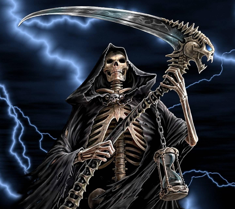 Reaper Skeleton