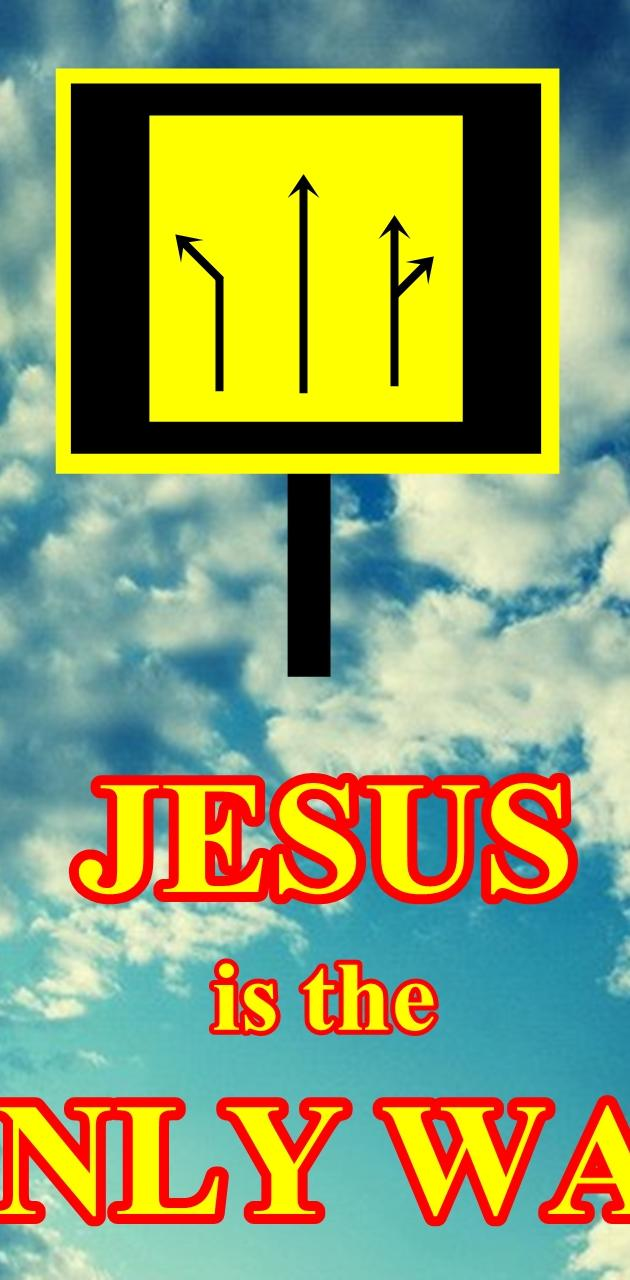 JESUS IS ONLY WAY
