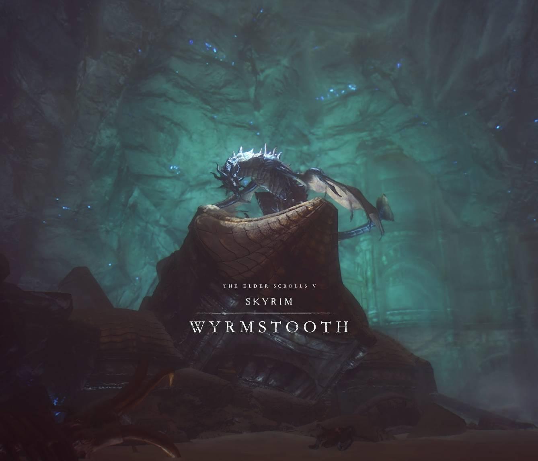 Skyrim Wyrmstooth