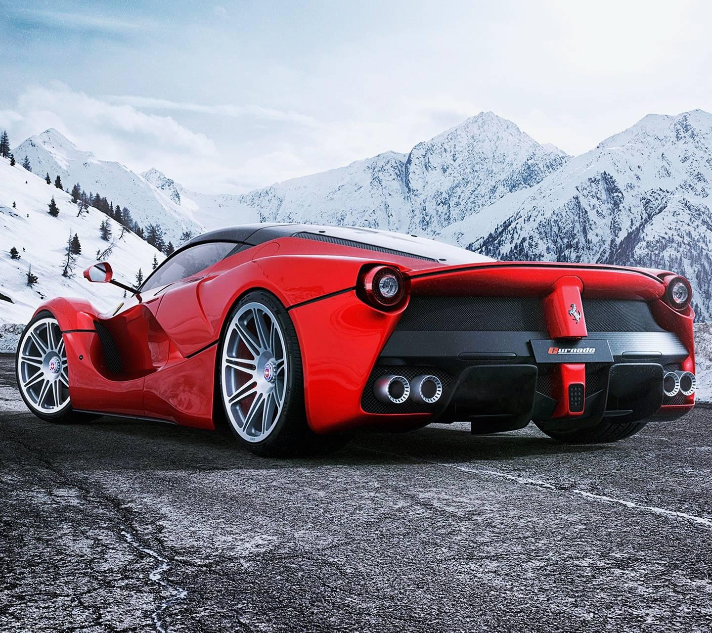 La Ferrari tuning