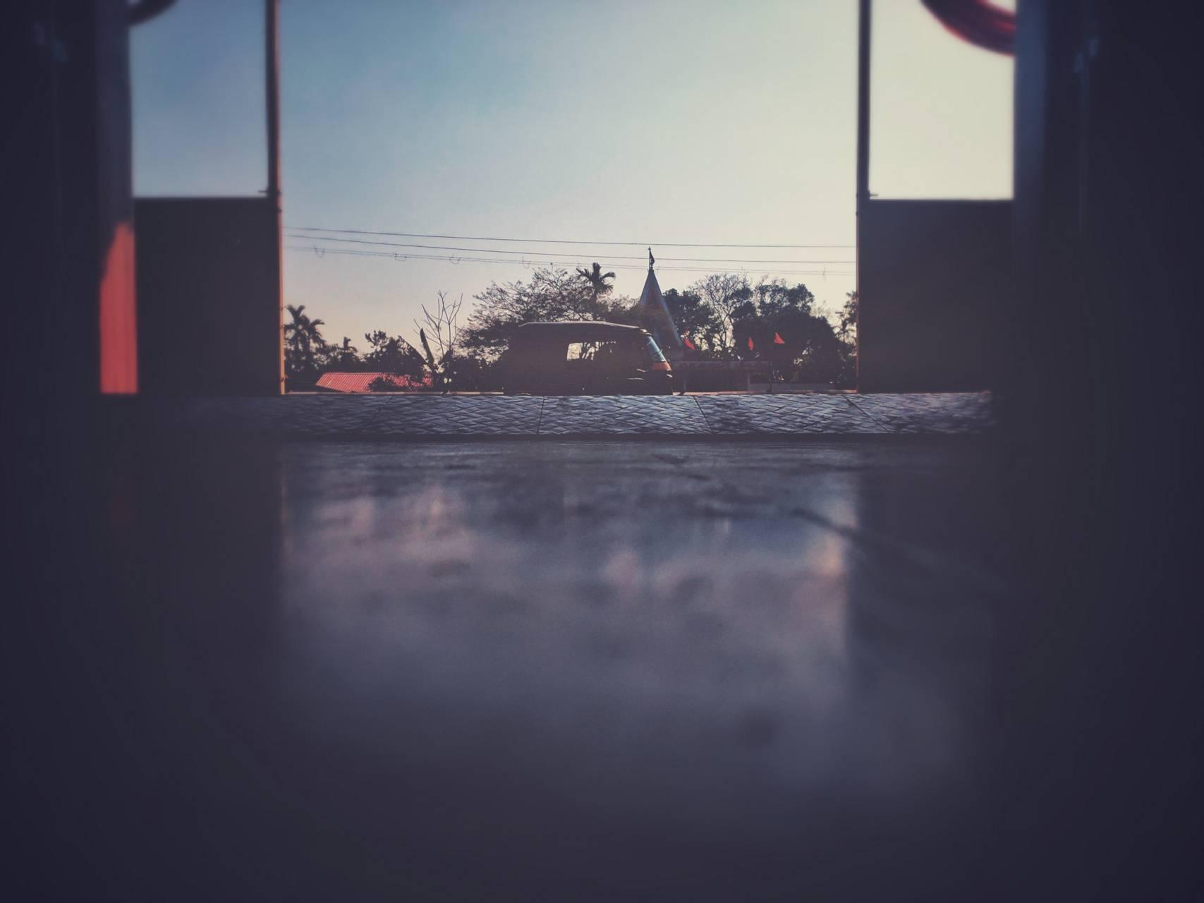 Mid evening