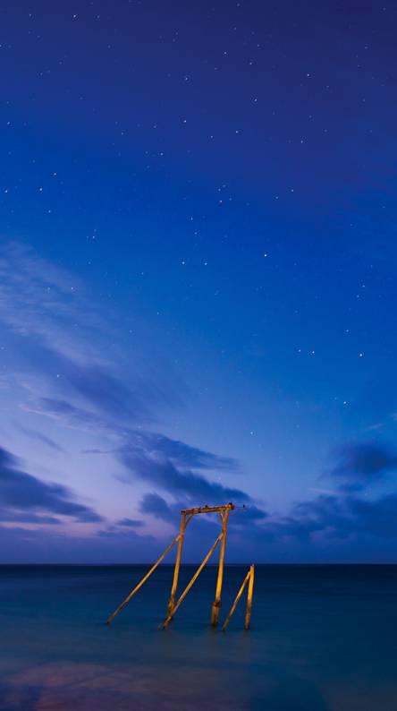 Stars In The Sea