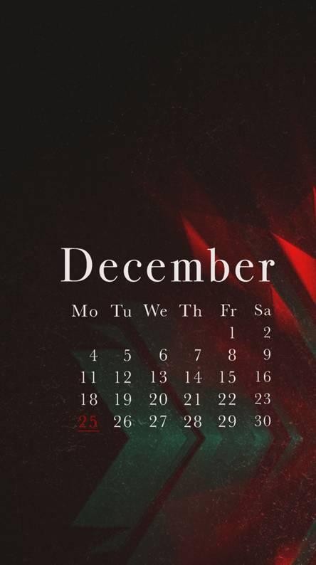 Cool December