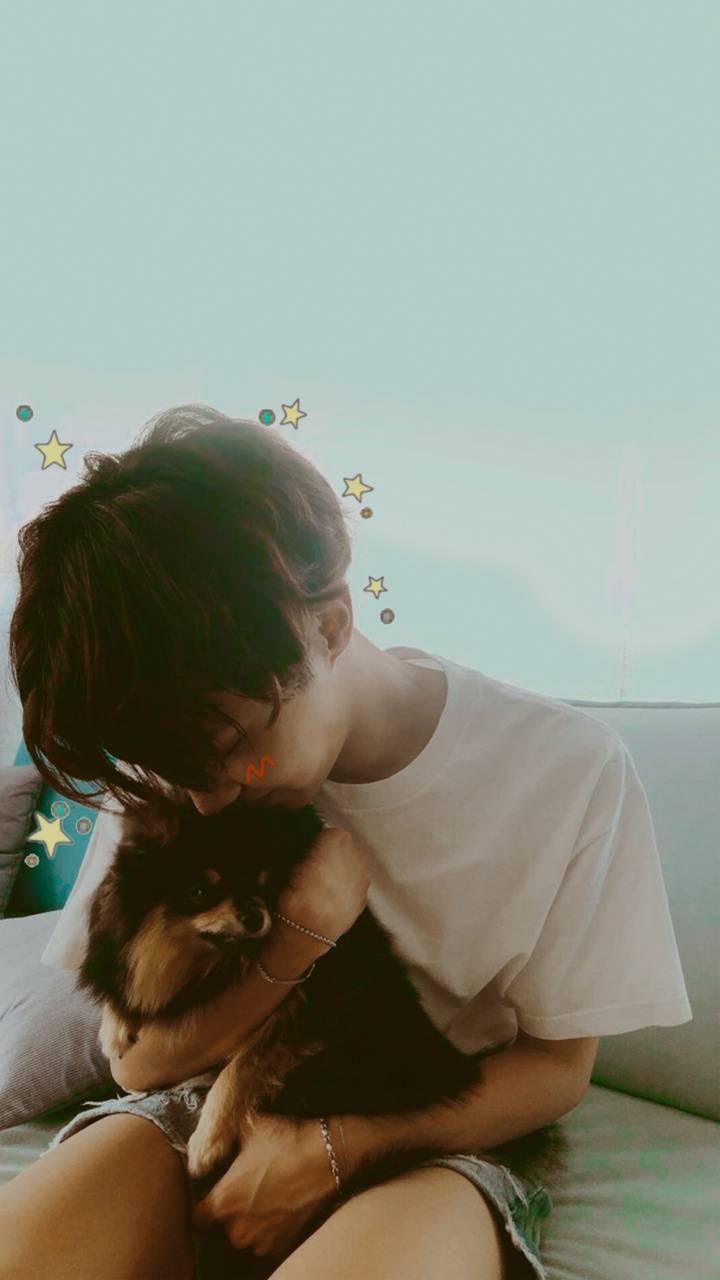 Hobi and YeonTan