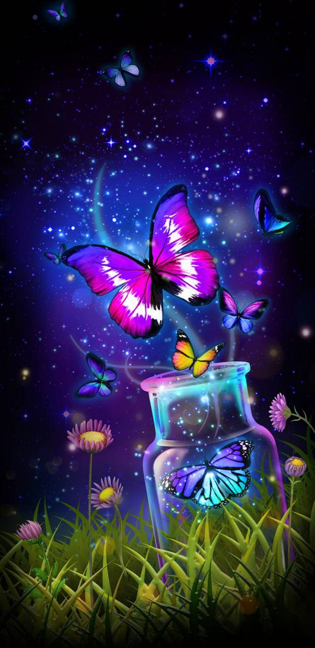 Releasethemagic Wallpaper By Nikkifrohloff 3a Free On Zedge,Tapered Rectangular Lamp Shades Uk