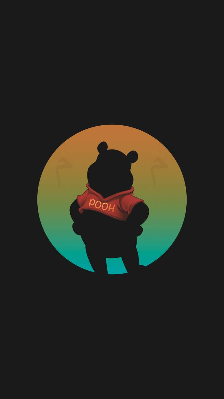 Silhouette Pooh