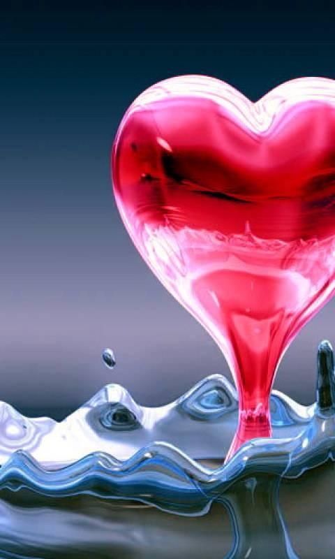 Splashy Heart