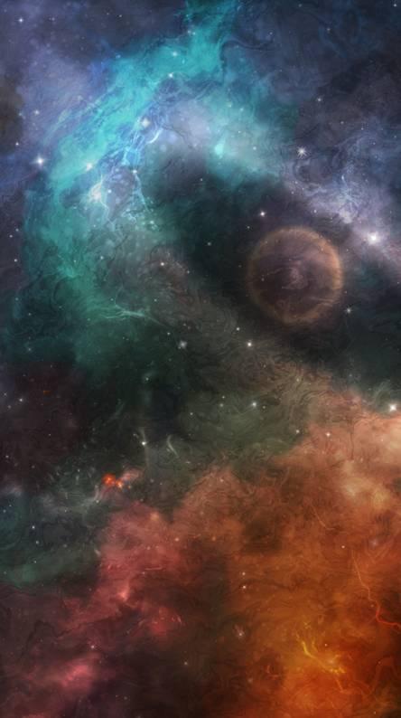 Swirl Nebula