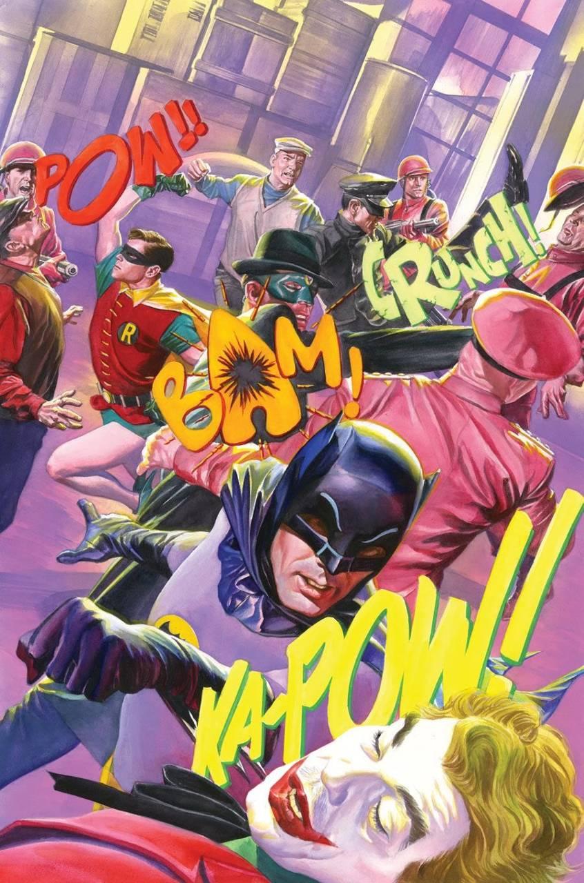 Batman Green Hornet